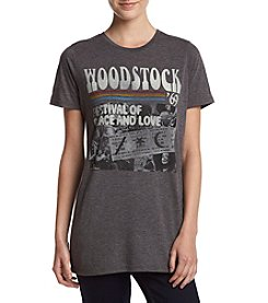 Doe® Woodstock Retro Rain Tee