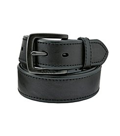 Levi's® Double Rivet Leather Belt