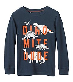 Carter's® Boys 4-8 Long Sleeve Dinomite Dude Tee