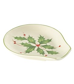 Lenox® Holly Spoon Rest