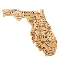 Totally Bamboo® Florida Destination Cutting Board