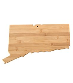 Totally Bamboo® Connecticut State Cutting Board