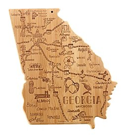Totally Bamboo® Georgia Destination Cutting Board