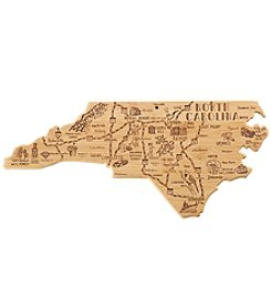 Totally Bamboo® North Carolina Destination Cutting Board