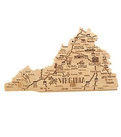 Totally Bamboo® Virginia Destination Cutting Board