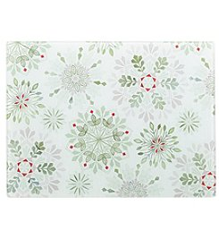 Chef's Quarters Snowflake Cutting Board