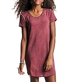 no comment™ Washed T-Shirt Dress