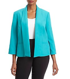 Kasper® Plus Size Blazer Jacket