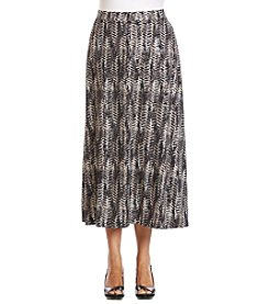 Kasper® Plus Size Knit Skirt
