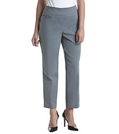 Alfred Dunner® Petite Short Pull-On Pants