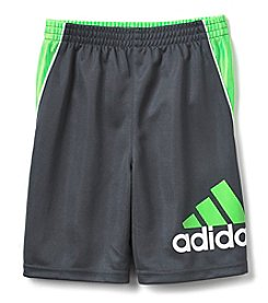adidas Boys' 2T-7X Midfield Shorts