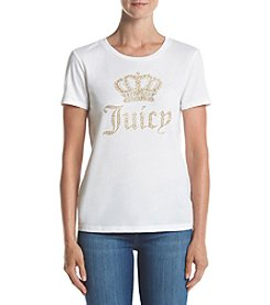Juicy Couture® Juicy Crown Tee