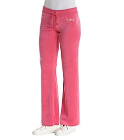Juicy Couture® Mar Vista Juicy Crown Bootcut Pants