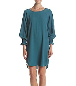Nine West® Smocked Cuff Dress