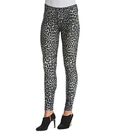 MICHAEL Michael Kors® Panther Print Leggings
