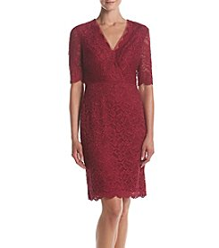 Ivanka Trump® Lace Woven Dress