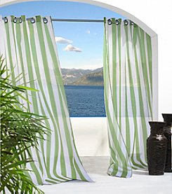 Outdoor Decor™ Escape Stripe Grommet Panel