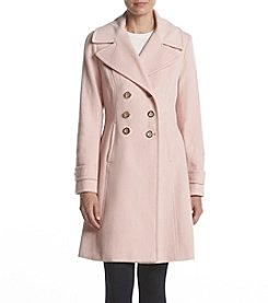 Ivanka Trump Double-Breasted Walker Coat