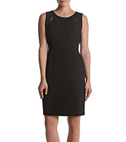 Kasper® Ponte Sheath Dress