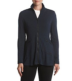 Calvin Klein Performance High Collar Jacket