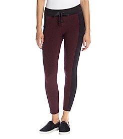 Calvin Klein Performance Colorblock Drawstring Leggings