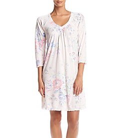 Miss Elaine® Long Sleeve Nightgown