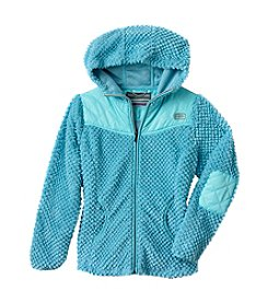 Hawke & Co. Girls' 7-16 Full Zip Fleece