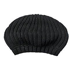Lauren Ralph Lauren® Chunky Garter Stitch Beret