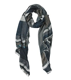 Cejon® Brush Stroke Oblong Scarf