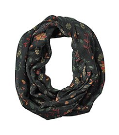 Cejon® Falling For Turkey Loop Scarf