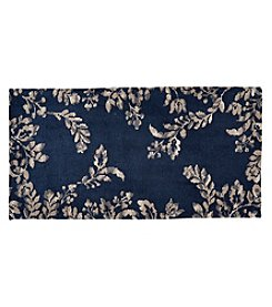 Laura Ashley® Floral Knitted Accent Rug
