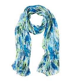 Collection 18 Ikat Oblong Scarf