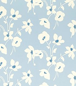 Laura Ashley® Simone Seaspray Wallpaper