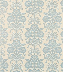 Laura Ashley® Tatton Duck Egg Wallpaper