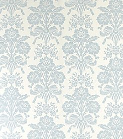 Laura Ashley® Tatton Seaspray Wallpaper
