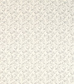Laura Ashley® Willow Leaf Steel Wallpaper