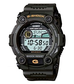 G-Shock® Men's Digital Black Dial Watch