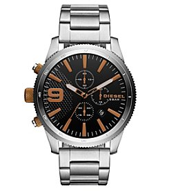 Diesel® Men's Stainless Steel Chronograph Watch