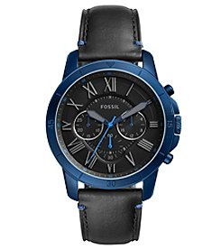 Fossil® Women's Grant Sport Chronograph Leather Watch