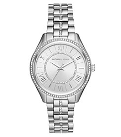 Michael Kors&Reg; Lauryn Stainless-Steel Three-Hand Watch
