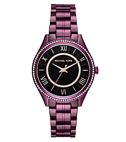 Michael Kors® Lauryn Three Hand Watch