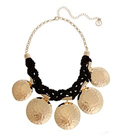 Erica Lyons® Extended Sizes Collar Necklace