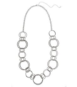Erica Lyons® Extended Sizes Long Chain Necklace