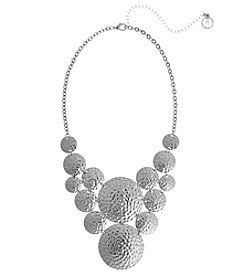 Erica Lyons® Extended Sizes Bib Necklace