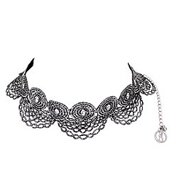 Erica Lyons® Extended Sizes Choker Necklace