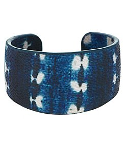The Sak® Print Covered Cuff Bracelet