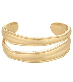 The Sak Open Metal Cuff Bracelet