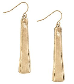 The Sak® Layer Paddle Drop Earrings