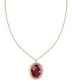 The Sak® Large Stone Pendant Necklace