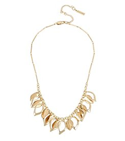 Kenneth Cole® Goldtone Frontal Shaky Necklace